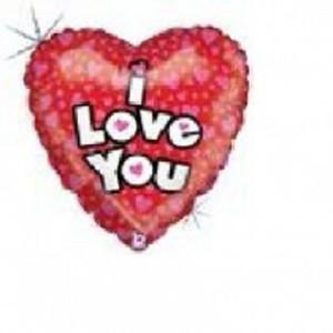 """Globo """"I love you"""" Grande"""