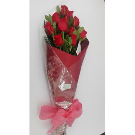 Bouquet 12 roses