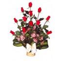 Valentina 12 rosas